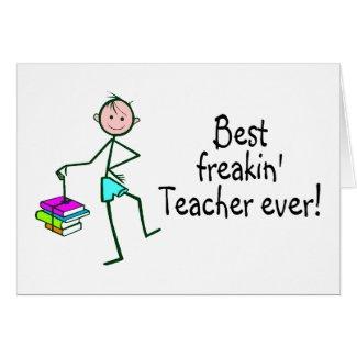 Best Teacher Ever Quotes. QuotesGram