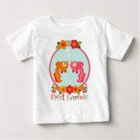 Best Friends Baby T-Shirt