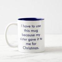 Best Sister Mug | Zazzle.com