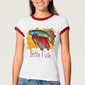 Betta Fish Shirt