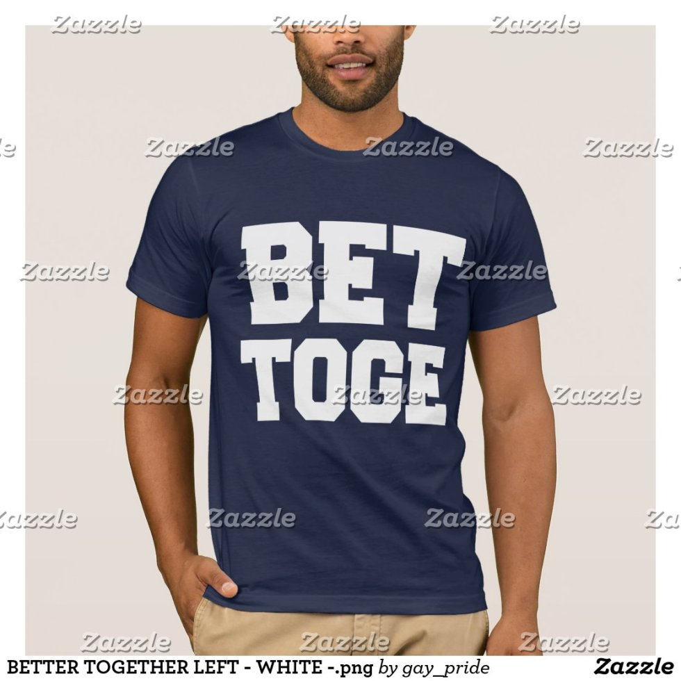 Matching Better Together BFF T-Shirt For 2