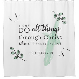 bible verses shower curtains zazzle