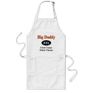 Big Daddy Livin Large Aprons