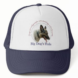 Big Dogs Rule hat