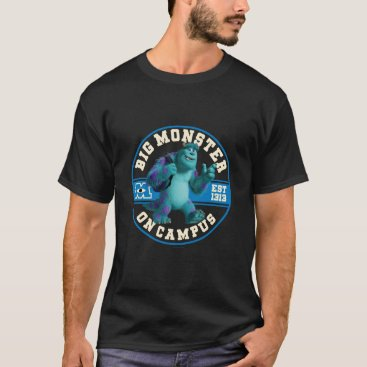 Big Monster on Campus T-Shirt