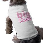Big Sister Pet T-shirt