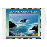 Big Sur California cards
