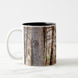 Bird House Mug mug