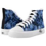 Birthday Chinese Zodiac Born in 1972 Water Rat HTS High-Top Sneakers