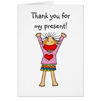 Thanks A Lot Note Cards Zazzle