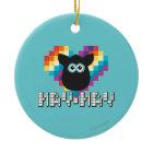 Bitmap Furby: May-May Christmas Tree Ornament