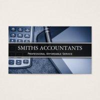 Black and White Photo Accountant - Business Card   Zazzle.com