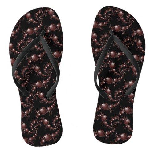 Black Cherry Flip Flops