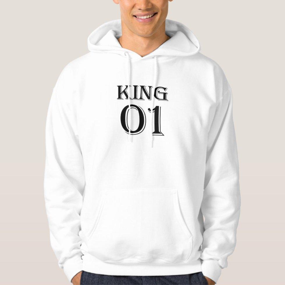 Black King 01 Hoodie