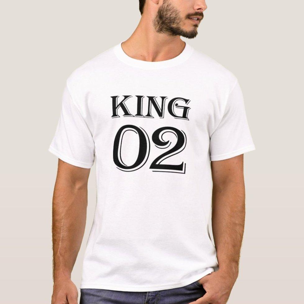 Black King 02 T-Shirt