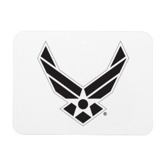 Air Force Logo Magnets, Air Force Logo Magnet Designs for