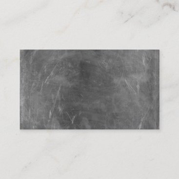 Blank Textured (faux)  Metal Business Cards