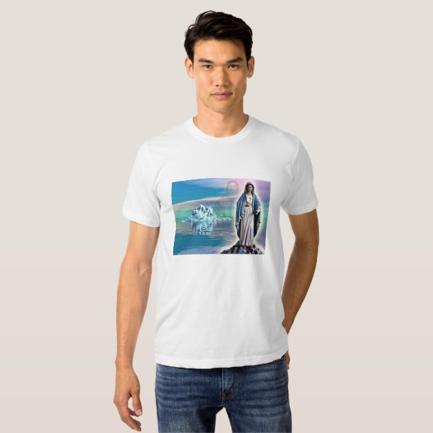 Virgin Mary T Shirts Shirt Designs Zazzle
