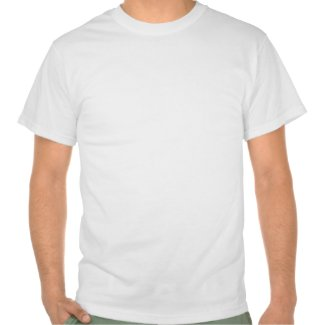 BLOCKED facebiotch wht tee men/wmn shirt