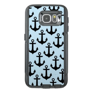 Blue Anchor Samsung Galaxy S6 Otterbox Case