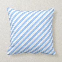 Blue And White Throw Pillows - Xxx Video