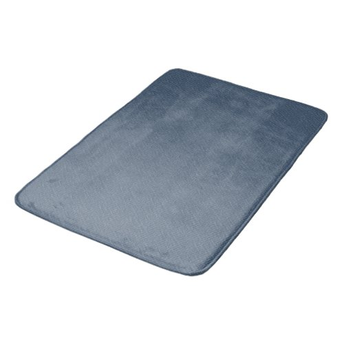 Blue Denim Bath Mat