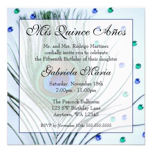 personalized 15th birthday invitations custominvitations4u com