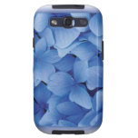Blue Hydrangea Blossoms casemate cases