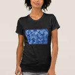 Blue Hydrangea Blossoms t-shirts