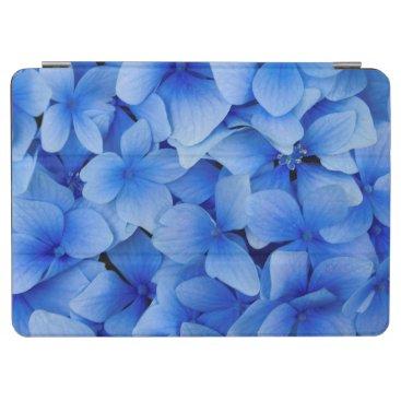 Blue Hydrangea Flowers iPad Air Cover