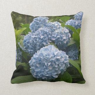 Hydrangea Pillows
