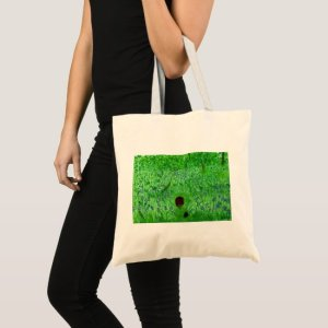 Bluebell Wood Hedgehogs Tote Bag