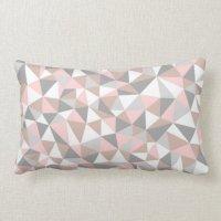 Geometric Pillows - Geometric Throw Pillows | Zazzle