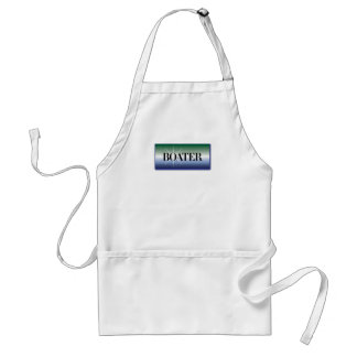 """""""Boater"""" - Nautical Design Aprons"""