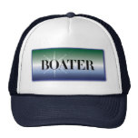 """Boater"" - Nautical Design hats"