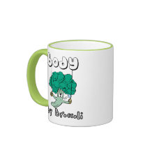 Body by Broccoli mug
