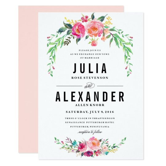 Bohemian Wedding Invitations Template Ffwxpxvn