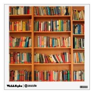 bookshelf graphics background books