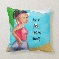 Booties Pillows