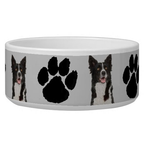 Border Collie Bowl