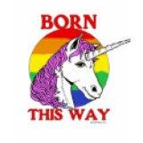 Gays & Lesbian T-Shirts & Gifts - Born This Way