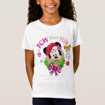 Bow Much Fun T-Shirt