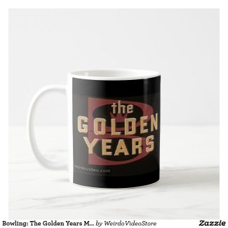 Bowling: The Golden Years Mug