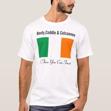 Boxty,Coddle & Colcannon T-Shirt