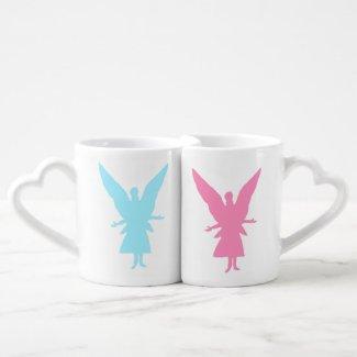 Boy And Girl Couple Mugs Couples' Coffee Mug Set