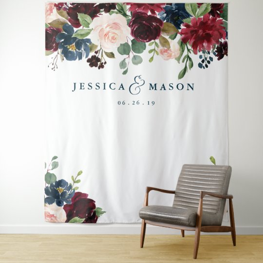 Photo Booth Backdrop Design For Wedding 3
