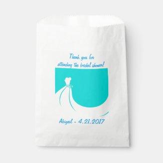 Bridal Shower Favors Bag Favor Bags