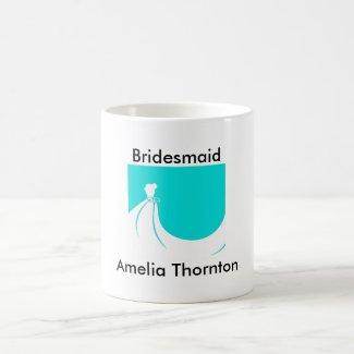 Bridesmaid Gift Mug