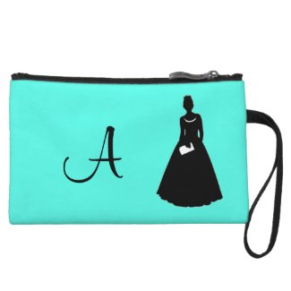 Bridesmaid Wristlet