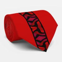 Bright Orange Ties | Zazzle